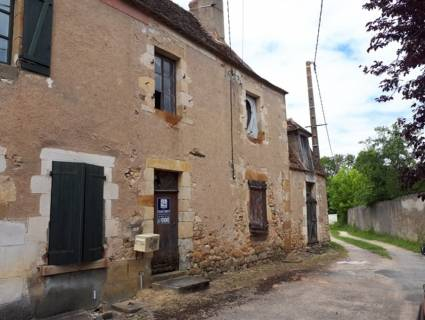 Property for sale Prissac Indre