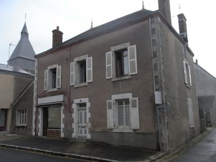 Property for sale Lussac Les Eglises Haute-Vienne