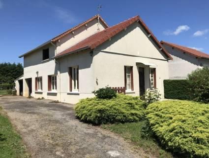 Property for sale Saint-Benoît-du-Sault Indre