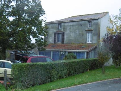 Property for sale Saint-Maurice-des-Noues Vendee
