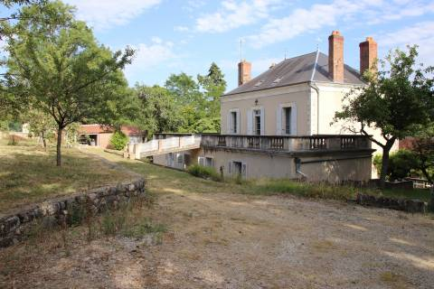 Property for sale Scoury Indre