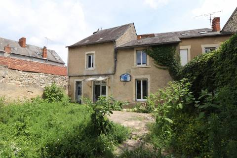 Property for sale Le Blanc Indre