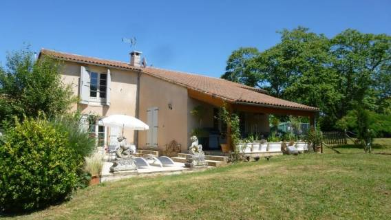 Property for sale Aunac Charente