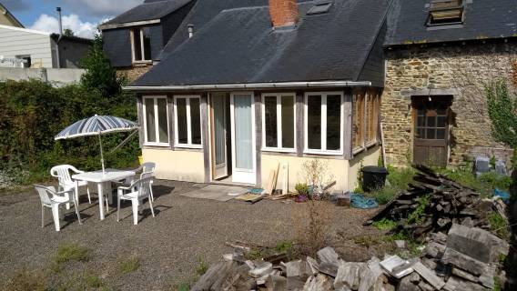 Property for sale Saint-Aubin-de-Terregatte Manche