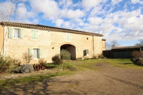 Property for sale Feugarolles Lot-et-Garonne
