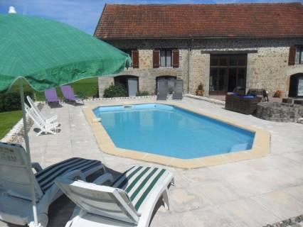 Property for sale Saint-Dizier-Leyrenne Creuse