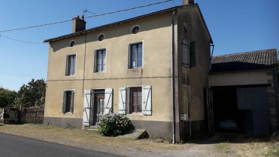 Property for sale LATHUS ST REMY Vienne