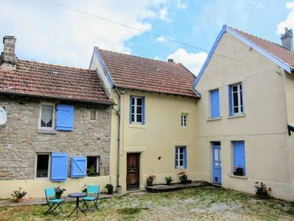 Property for sale Saint-Sulpice-Laurière Haute-Vienne
