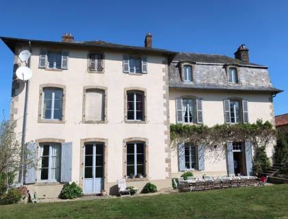 Property for sale Bourganeuf Creuse