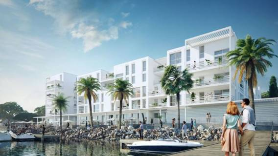 Property for sale Port Leucate Aude