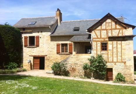 Property for sale La Rouquette Aveyron