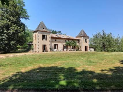 Property for sale Labretonie Lot-et-Garonne