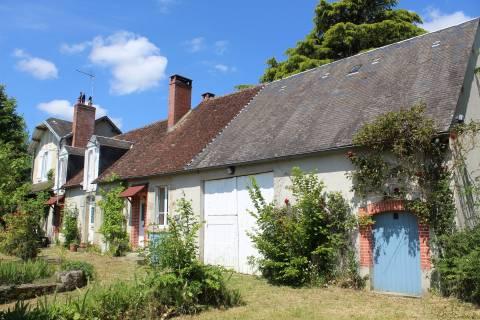 Property for sale Azerables Creuse