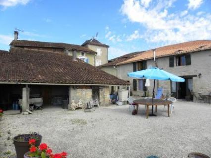 Property for sale Saint Claud Charente