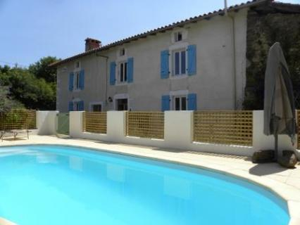 Property for sale Cherves Chatelars Charente