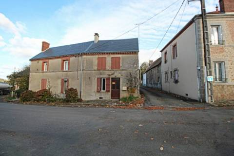Property for sale Le Bourg-d'Hem Creuse