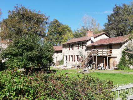 Property for sale LESTERPS Charente