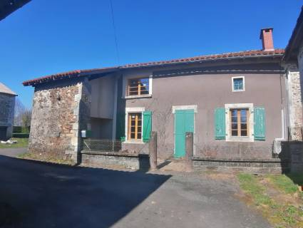 Property for sale MONTEMBOEUF Charente