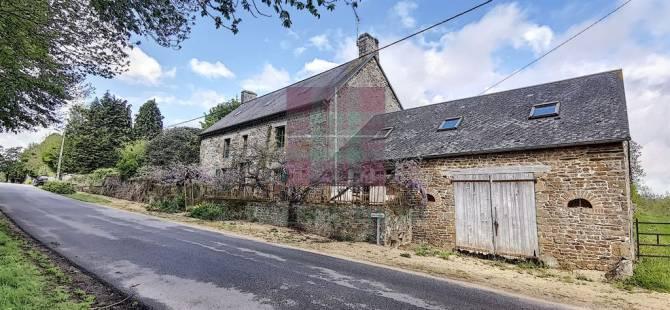Property for sale ST AUBIN FOSSE LOUVAIN Mayenne