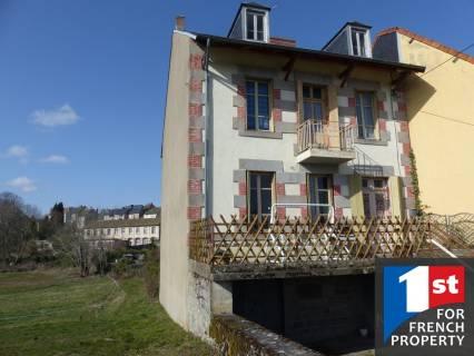 Property for sale Crocq Creuse