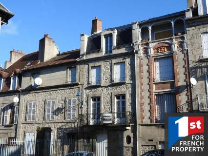 Property for sale Aubusson Creuse