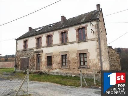 Property for sale La Nouaille Creuse