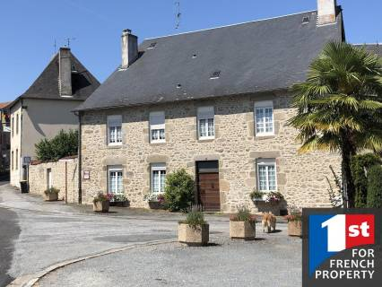Property for sale Le Grand-Bourg Creuse