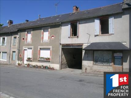 Property for sale MARSAC Creuse