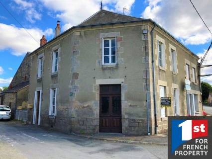 Property for sale Ladapeyre Creuse