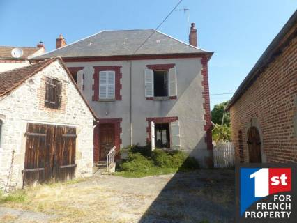 Property for sale Saint-Médard-la-Rochette Creuse