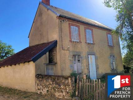 Property for sale Parsac Creuse