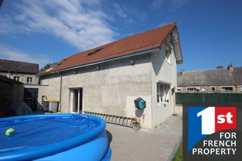 Property for sale Aubrives Ardennes