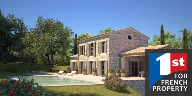 Property for sale Aubussargues Gard