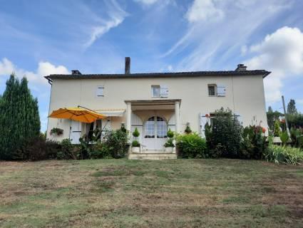 Property for sale Caubon St Sauveur Lot-et-Garonne
