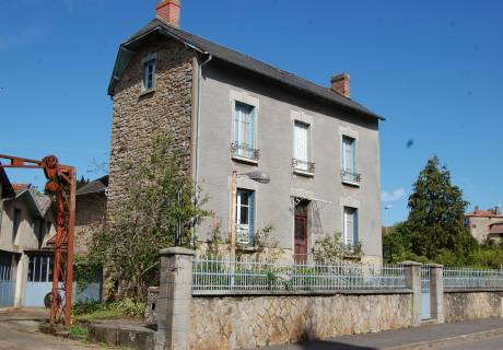 Property for sale Châteauponsac Haute-Vienne