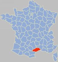 Herault map