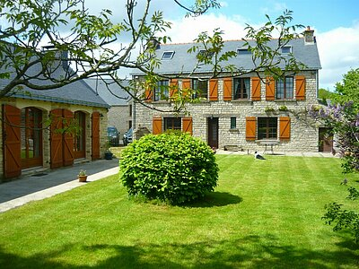 Gites business for sale in Brittany, France