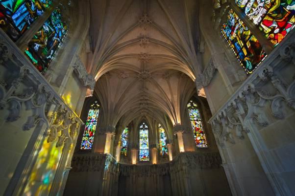 Chateau-Amboise chapel