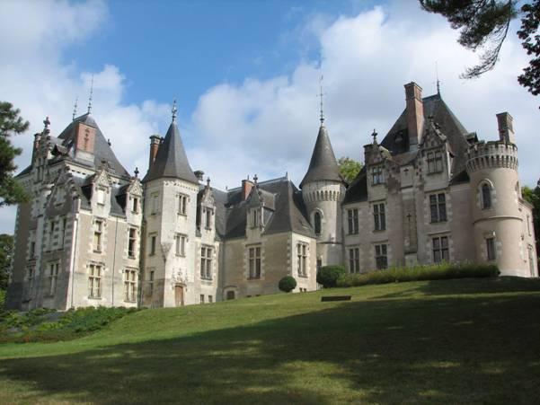 Chateau de Cande