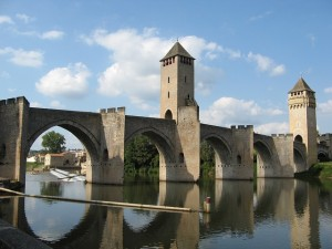 Bridge at Cahors